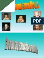 Literatura Española GLENN.ppt