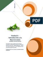 Guia Unidad 5 - Macroeconomia