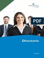Directorio Dental Abril 2012