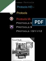 Sistemas Pro Tools (Guía)
