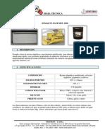 Hoja Tecnica Esmalte Anticorrosivo Fast Dry 1500