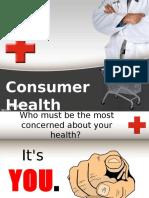Consumer Health