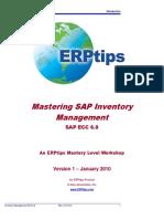 Mastering SAP Inventory Management