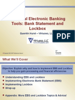 225513031 Electronic Banking and Lockbox 052114