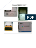 Dokumentasi Alat Laboratorium
