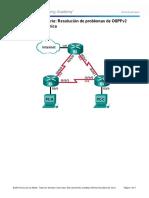 Configuracion OSPF
