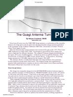 The Quagi Antenna