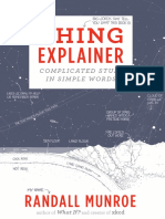 Thing Explainer - Complicated Stuff in Simple Words by Randall Munroe