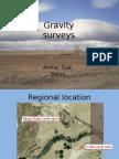 Gravity Surveys