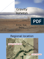 Gravity Surveys