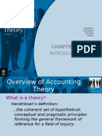 Accounting Theory chapter 1