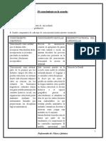 Trabajo Práctico de Transposición Didactica