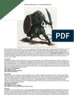Skaven Clans description for wfrp