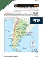 Argentina Information