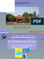 peta dan atlas