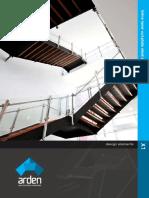 X1 Stair Balustrade