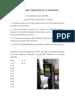 Durometro Digital
