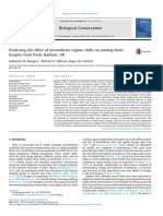 BiolCons 186 - Predicting the Effect of Invertebrate Regime Shifts on Wading Birds - Insights From Poole Harbour