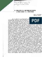 DILLEHAY & GORDON - El Simbolismo en El Ornitomorfismo Mapuche, La Mujer Casa y El Ketru Metawe