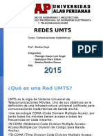 REDES UMTS