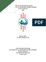 Profil Unit Transfusi Darah RSUD dr. H. Soemarno Sosroatmodjo 2016