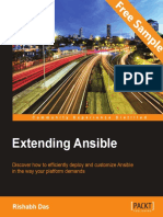 Extending Ansible - Sample Chapter