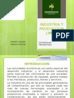 Industria y Produccion Limpia
