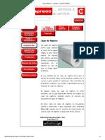 Grupo Mapreco - Limpieza - Cajas de Registro