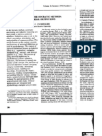 Elements of the Socratic Method - III - Universal definitions