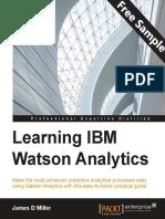 Learning IBM Watson Analytics - Sample Chapter
