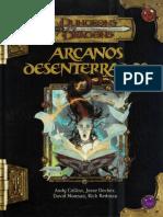 D&D 3.5 - Arcanos Desenterrados