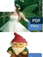 Rosemary and four gutsy gnomes