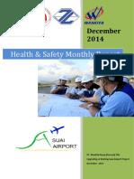 HSE External Report suai airport - December 2014