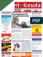 De Krant van Gouda, 30 april 2010