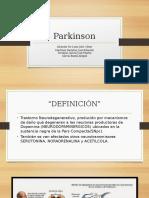Parkinson... tratamiento