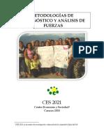 Metodolog+¡as de Diagnostico y Anaílisis de Fuerzas