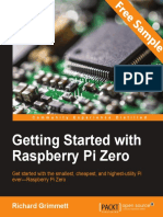 Getting Started with Raspberry Pi Zero - Sample Chapter