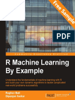 R Machine Learning By Example - Sample Chapter
