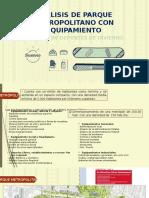 Análisis de Parque Metropolitano Con Equipamiento 1z