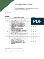 Survey Pelajar