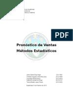 Metodos Estadisticos Finanzas II
