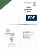 Logica,Proposicion y Norma Echave Urquijo Guibourg(1)