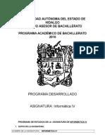 4 Informatica IV 2010
