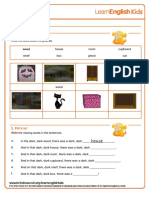 Stories Dark Dark Wood Worksheet Final 2102-10-10
