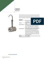 Sanitary Flow Sensors