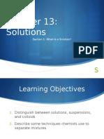 Solutions - Grade 10HS