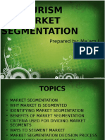 Tourismmarketsegmentation