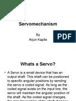 Servomechanism
