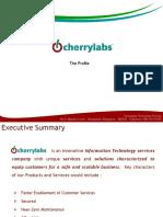 Cherrlabs Company Profile Ver G 2.2