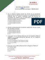 Examen de Registral%2c Notarial e Inmobiliario